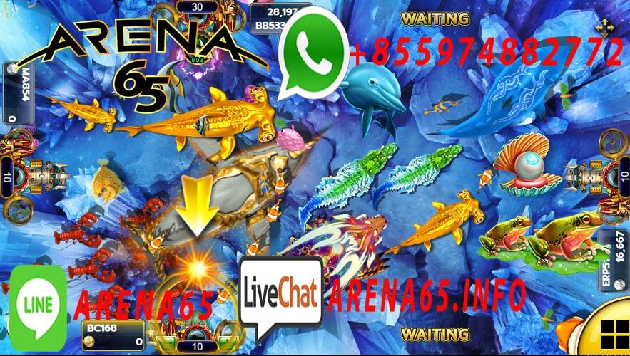 Agen Tembak Ikan OSG777 Bonus Jutaan Rupiah