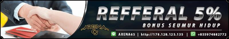 bonus refferal game ikan online