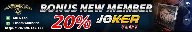 bonus deposit judi slot joker OSG777