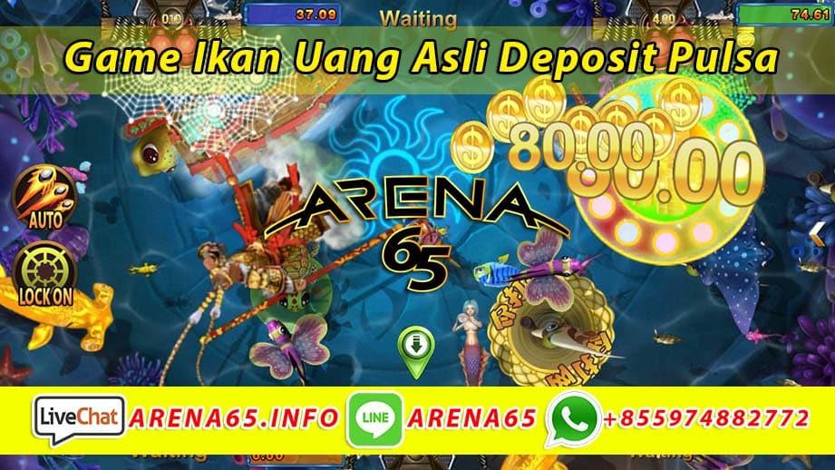 Game Ikan Uang Asli Deposit Pulsa
