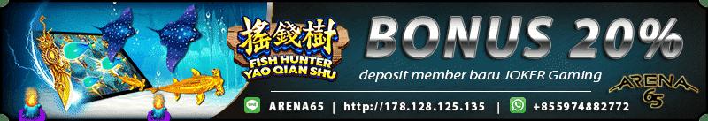 game ikan bonus deposit
