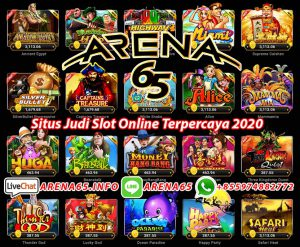 Situs Judi Slot Online Terpercaya 2020