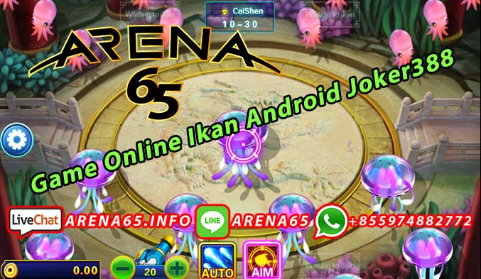 Game Online Ikan Android Joker388