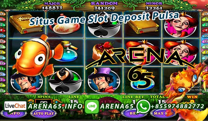 Situs Game Slot Deposit Pulsa