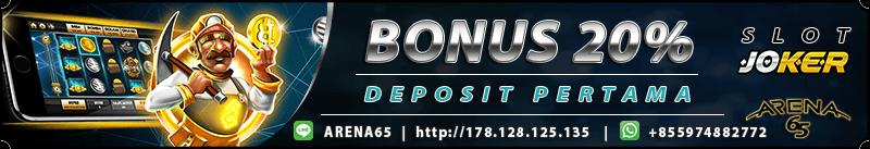 Bonus Judi Slot Joker388 Terbesar