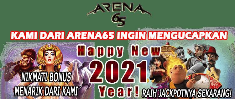 bonus tahun baru 2021 arena65